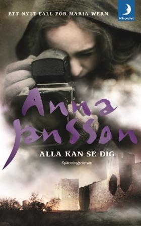 Alla kan se dig av Anna Jansson