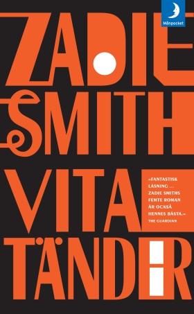 Vita tänder av Zadie Smith