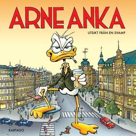 Arne Anka. Utsikt från en svamp av Charlie Christensen