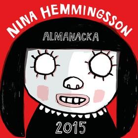 Nina Hemmingsson almanacka 2015 av Nina Hemmingsson