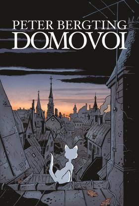 E-bok Domovoi av Peter Bergting