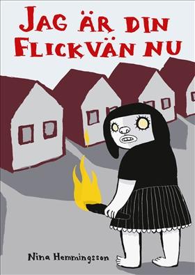 E-bok Jag är din flickvän nu av Nina Hemmingsson