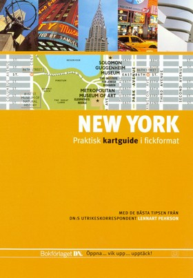 New York - kartguide