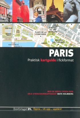 Paris - kartguide