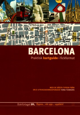 Barcelona - kartguide