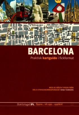 Barcelona - kartguide