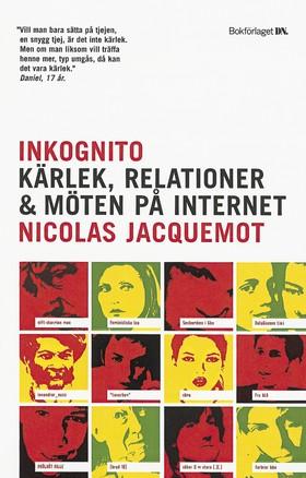 Inkognito av Nicolas Jacquemot