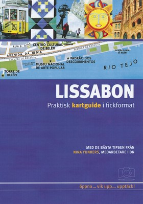 Lissabon - kartguide