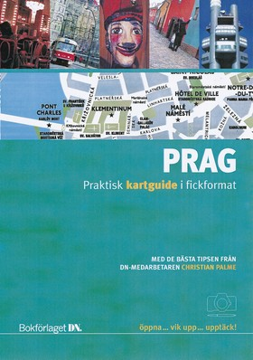 Prag - kartguide
