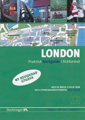 London - kartguide, ny utgåva