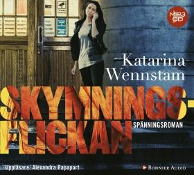 Ljudbok Skymningsflickan av Katarina Wennstam
