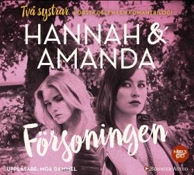 Ljudbok Försoningen av Hannah Widell