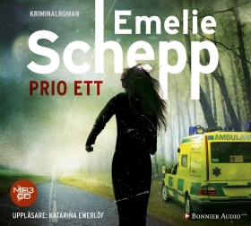 Ljudbok Prio ett av Emelie Schepp