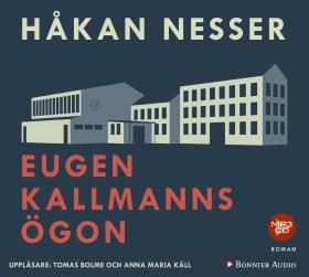 Ljudbok Eugen Kallmanns ögon av Håkan Nesser