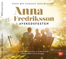 Ljudbok Avskedsfesten av Anna Fredriksson