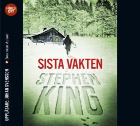 Ljudbok Sista vakten av Stephen King