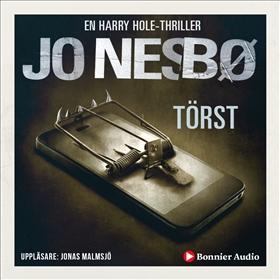 Ljudbok Törst av Jo Nesbø
