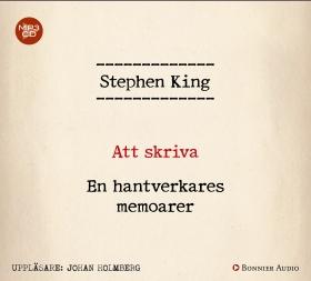 Ljudbok Att skriva : en hantverkares memoarer av Stephen King