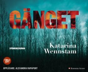 Ljudbok Gänget av Katarina Wennstam