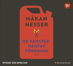 Ljudbok De vänsterhäntas förening av Håkan Nesser