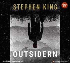 Ljudbok Outsidern av Stephen King
