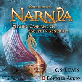 Kung Caspian och skeppet Gryningen av C. S. Lewis