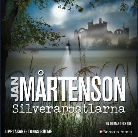 E-bok Silverapostlarna av Jan Mårtenson