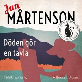 E-bok Döden gör en tavla av Jan Mårtenson