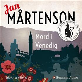E-bok Mord i Venedig av Jan Mårtenson