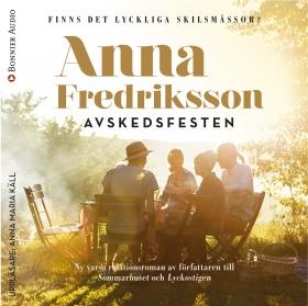 Avskedsfesten av Anna Fredriksson