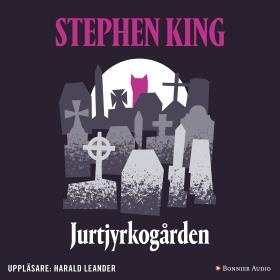 Ljudbok Jurtjyrkogården av Stephen King