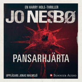 Ljudbok Pansarhjärta av Jo Nesbø