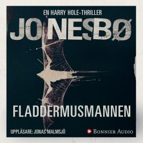 Ljudbok Fladdermusmannen av Jo Nesbø