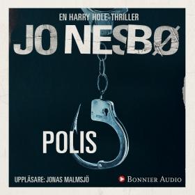 Ljudbok Polis av Jo Nesbø