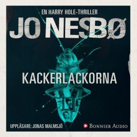 Ljudbok Kackerlackorna av Jo Nesbø