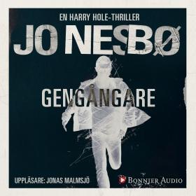 Ljudbok Gengångare av Jo Nesbø