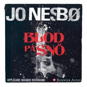 Ljudbok Blod på snö av Jo Nesbø