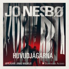 Ljudbok Huvudjägarna av Jo Nesbø