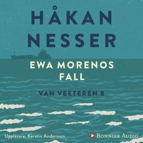 Ljudbok Ewa Morenos fall av Håkan Nesser