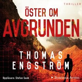 Ljudbok Öster om avgrunden av Thomas Engström