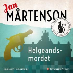 E-bok Helgeandsmordet av Jan Mårtenson