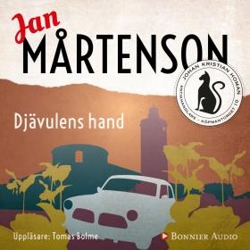 E-bok Djävulens hand av Jan Mårtenson
