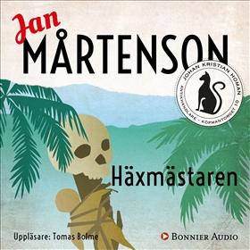 E-bok Häxmästaren av Jan Mårtenson