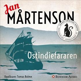 E-bok Ostindiefararen av Jan Mårtenson