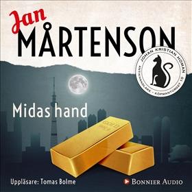 E-bok Midas hand av Jan Mårtenson