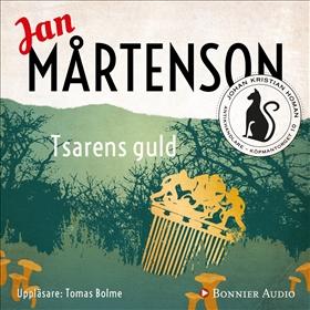 E-bok Tsarens guld av Jan Mårtenson