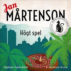 E-bok Högt spel av Jan Mårtenson