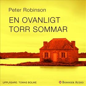 Ljudbok En ovanligt torr sommar av Peter Robinson