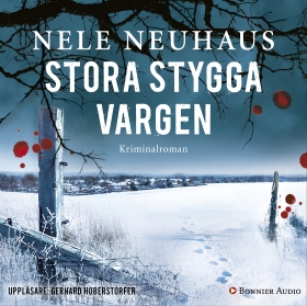 Ljudbok Stora stygga vargen av Nele Neuhaus