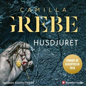 Ljudbok Husdjuret av Camilla Grebe